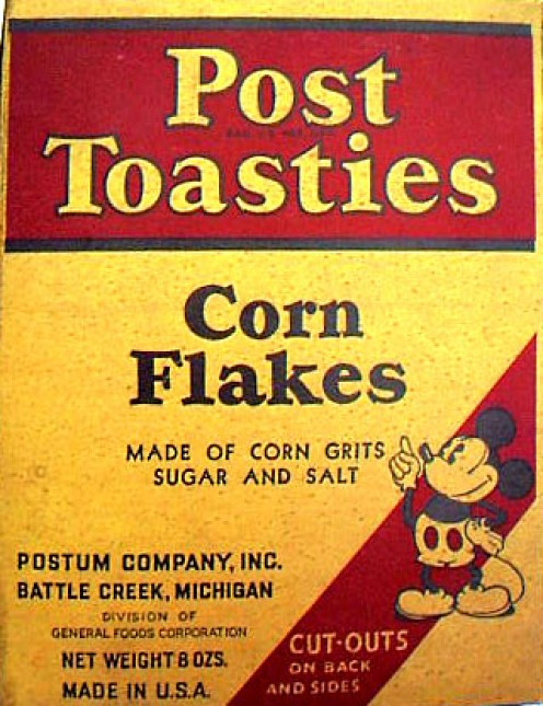 Post Toasties.