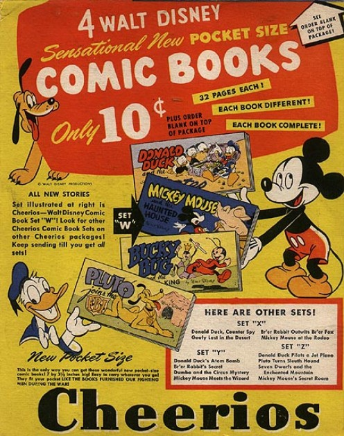 Cheerios, 1946.