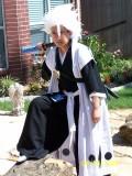 Hitsugaya costume for Anime convention