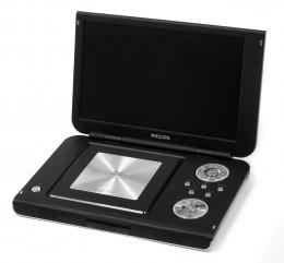 Portable DVD video player