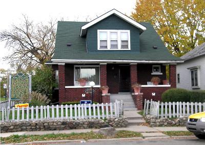 Ossian Sweet's house