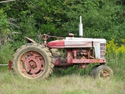 Job Tips for Campsite Couriers 14 : My Other Tractor is a Lamborghini