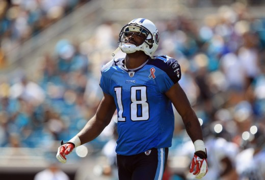 Kenny Britt's season ending injury will hurt the Titans in this game and during the season