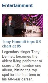 according the BBC news website