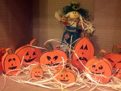 How to Make your Own Halloween Jack-O-Lanterns to Decorate your Home or Office With
