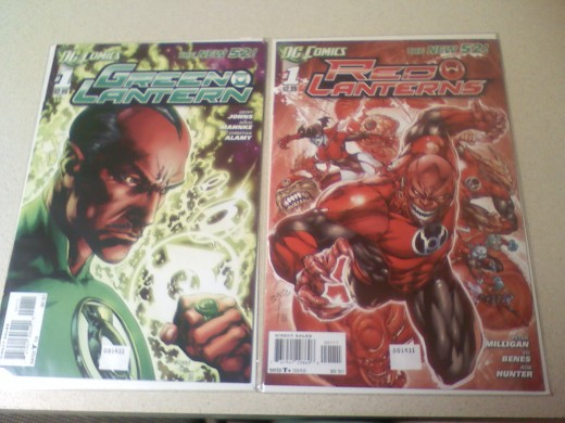 My issues of GL and RLC