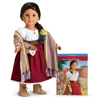 Josefina lives in New Mexico during the 1820s.
