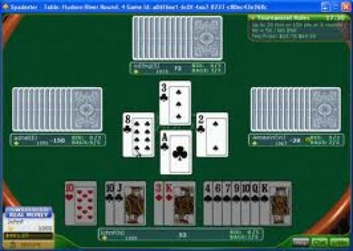 Spades Card Games