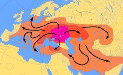 European Origin of Sanskrit Language