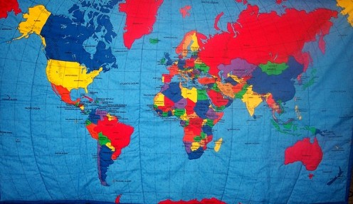 PLEASE SUPPORT: MADE IN AMERICA - CHILDREN AWARE OF THE WORLD http://www.drycreekdesign.com/quilts.html