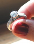 Fake Diamonds - How to Tell if a Diamond is Real