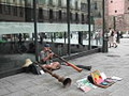 The Didgeridoo...in action...