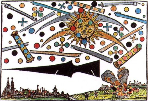 Nuremberg, Germany 1561