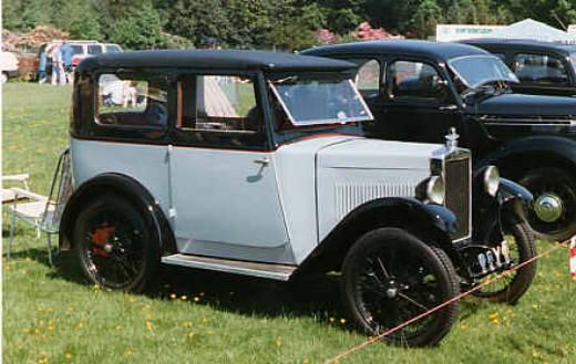 1928 Morris Minor