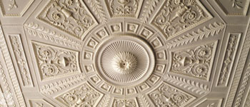 The Saloon Ceiling