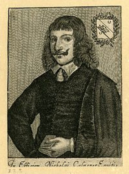Nicholas Culpeper spent the greater part of his life in the English outdoors cataloging hundreds of medicinal herbs. He did more research about herbal medicine than almost any one else ever.