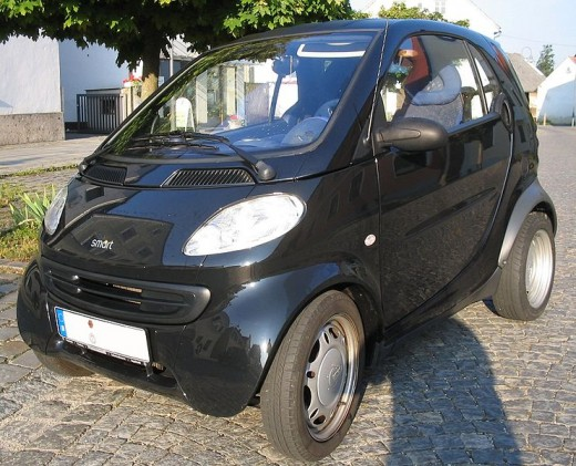Smart Car 1st Generation