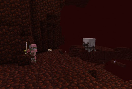 Nether mobs have never been so adorably dangerous.