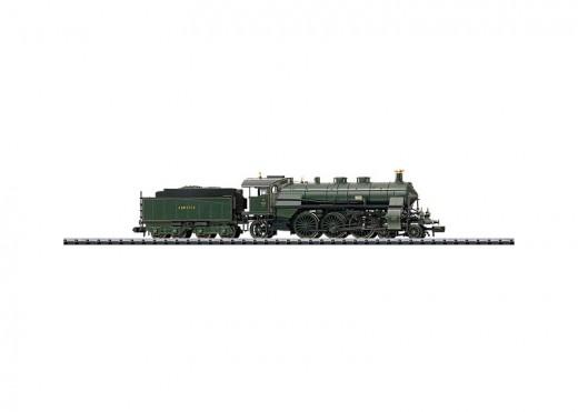 Minitrix -- Trix N Scale S 3/6 Locomotive
