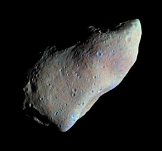 The Asteroid Gaspra