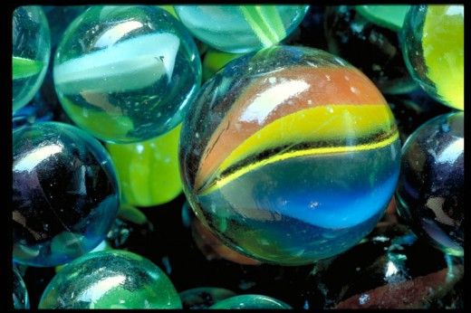 Marbles, toys/games stockphoto, kavewall.com