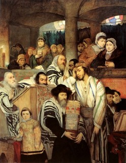 Jewish Fall Feasts Reflected in Revelation
