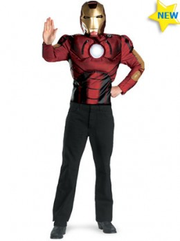 Iron Man Hollywood Costume