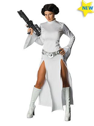 Star Wars Princess Hollywood Costume