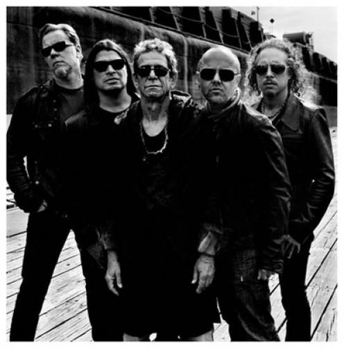 Lou Reed and Metallica