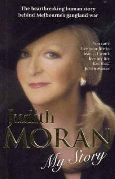 Judy Moran and how she would like you to remember her