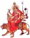 Maa Chandraghanta.