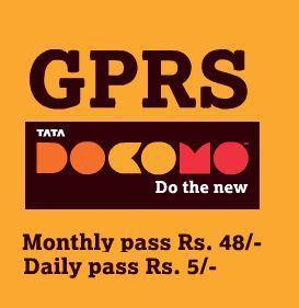 Tata Docomo GPRS Pack