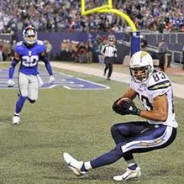 Vincent Jackson is healthy and playing well for the 3-1 Chargers.