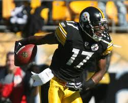 Mike Wallace has emerged as a young star in Pittsburgh.