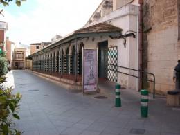 Cuitadella old market