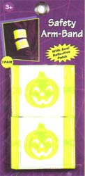 Reflective armband from Pumpkin Nook