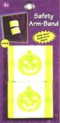 Reflective armband from Pumpkin Nook