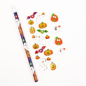 Halloween stationery set by Century Novelty