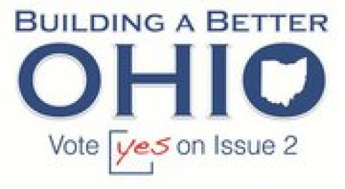 """Voting """"yes"""" on Issue 2 would solidify Senate Bill 5, allowing it to become law (barring further challenges)."""