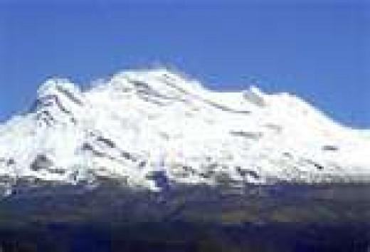 Iztaccíhuatl-Popocatepetl national park