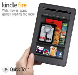 kindle fire this season's must have tablet computer