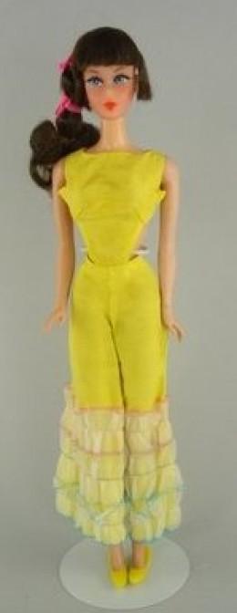 Barbie in Caribbean Cruise