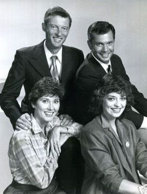 KEN OSMOND (BACK LEFT) LEAVE IT TO BEAVER; DWAYNE HICKMAN DOBIE GILLIS; ELINOR DONAHUE (FRONT LEFT) FATHER KNOWS BEST AND ANGELA CARWRIGHT DANNY THOMAS SHOW.