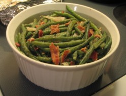 Great Green Beans for Thanksgiving