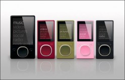 The History of the Zune
