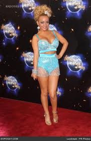 Strictly come dancing out worn by Chelsee
