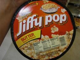 This popcorn has trans fat!