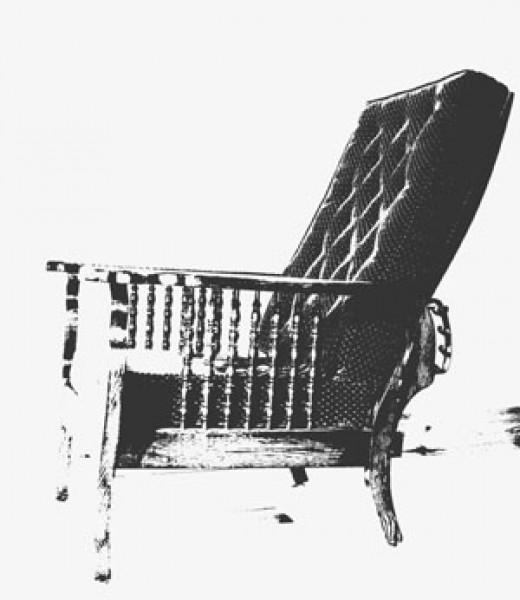 A William Morris Chair