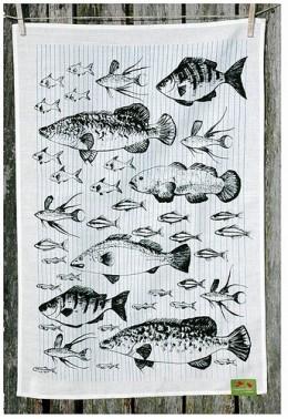 Novelty Tea-Towels
