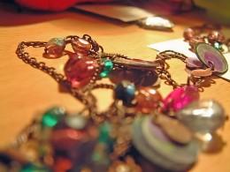 tacky jewellery